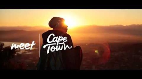 See, hear, smell....love Cape Town!