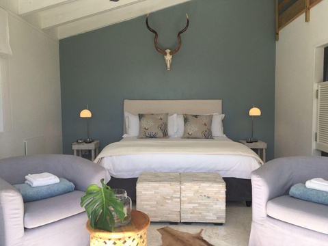 Luxury Room at African Queen Guesthouse